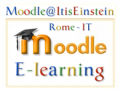la piattaforma di e-learning dell'ITIS EInstein